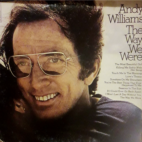 Andy Williams – The Way We Were