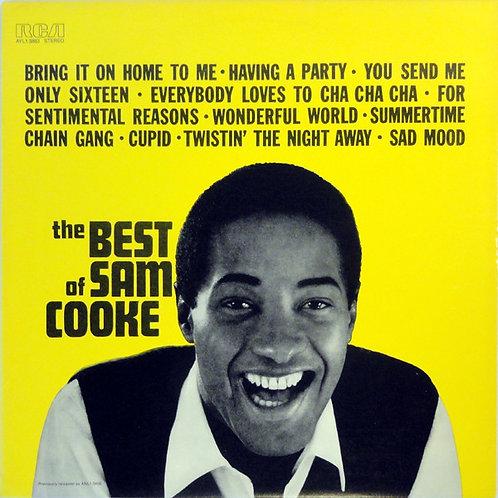 Sam Cooke – The Best Of Sam Cooke