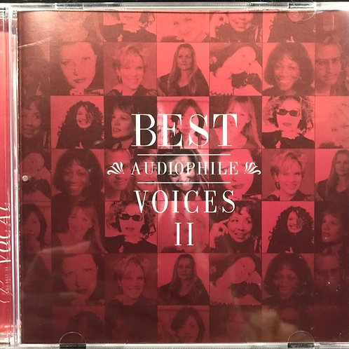 Various – Best Audiophile Voices II
