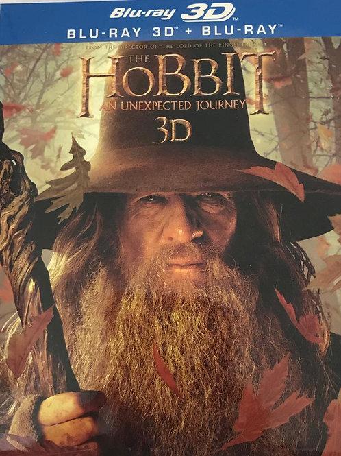 The Hobbit: An Unexpected Journey 2D + 3D Blu-Ray