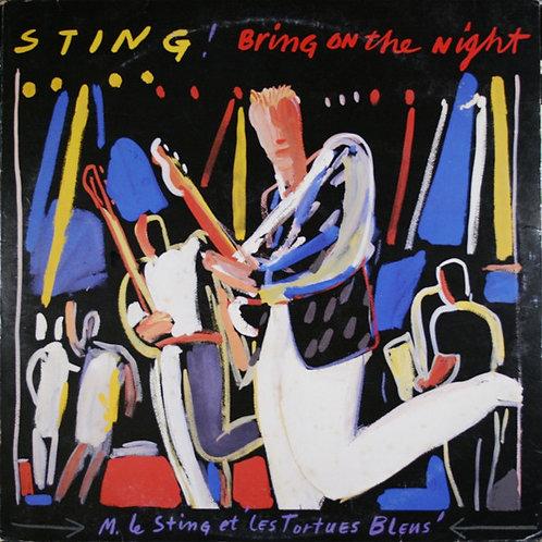 Sting – Bring On The Night(2LP)