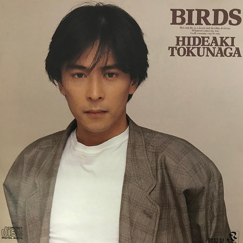 德永英明 Hideaki Tokunaga  – Birds