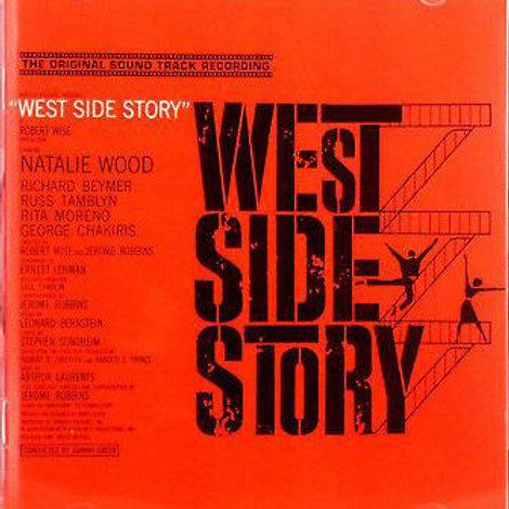 Leonard Bernstein – West Side Story - The Original Sound Track Recording