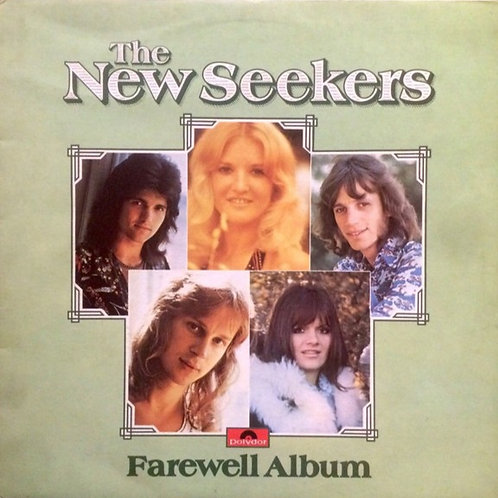 The New Seekers ‎– Farewell Album