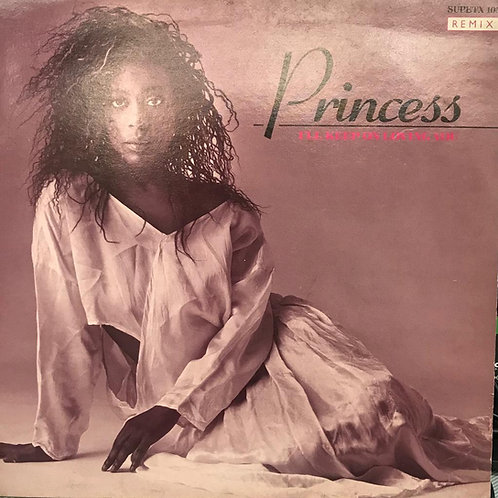 Princess – I'll Keep On Loving You (Remix)
