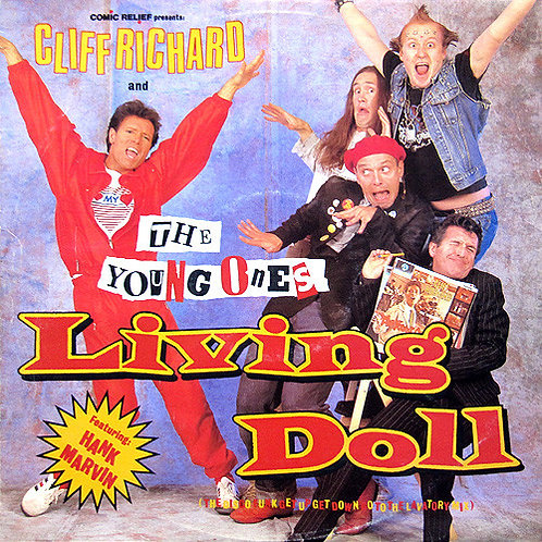 Cliff Richard & The Young Ones Featuring Hank Marvin – Living Doll