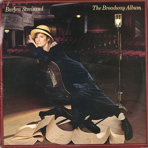 Barbra Streisand – The Broadway Album
