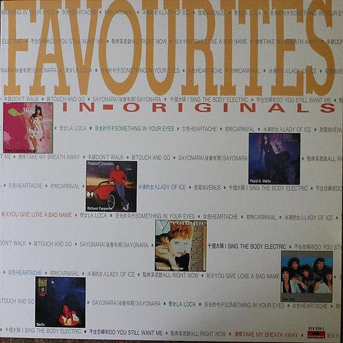 Various – Favourites In Originals