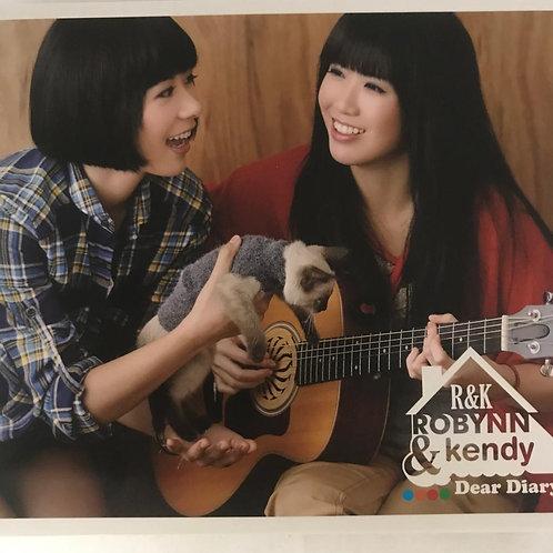Robynn & Kendy - Dear Diary (2CD + DVD)