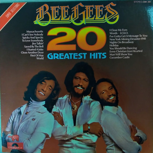 Bee Gees – 20 Greatest Hits