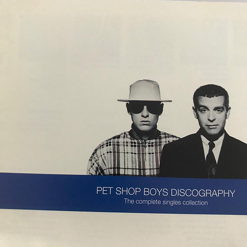 Pet Shop Boys ‎– Discography