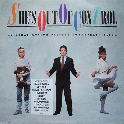 Various – She's Out Of Control - Original Motion Picture Soundtrack Album(MINT)