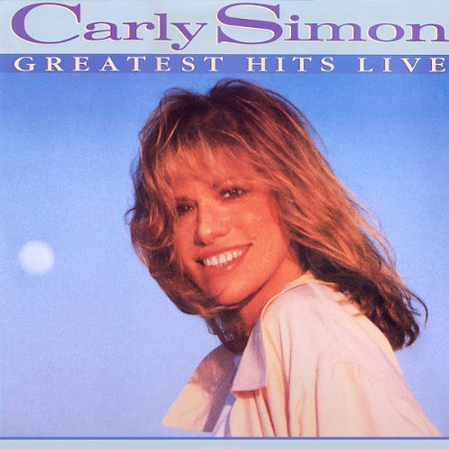 Carly Simon – Greatest Hits Live