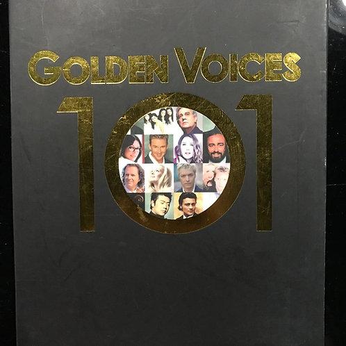 Golden Voices 101 (6CD)