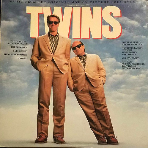 Various – Music From The Original Motion Picture Soundtrack Twins