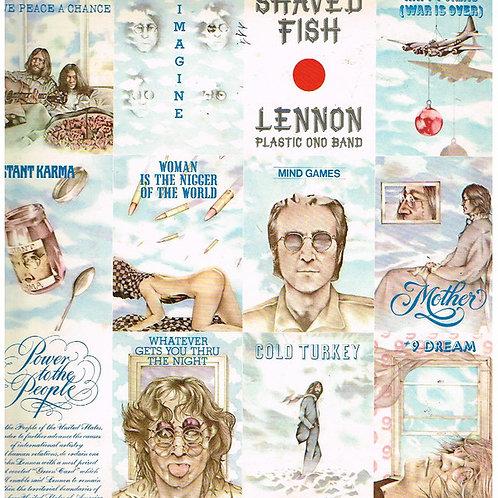 Lennon/ Plastic Ono Band – Shaved Fish