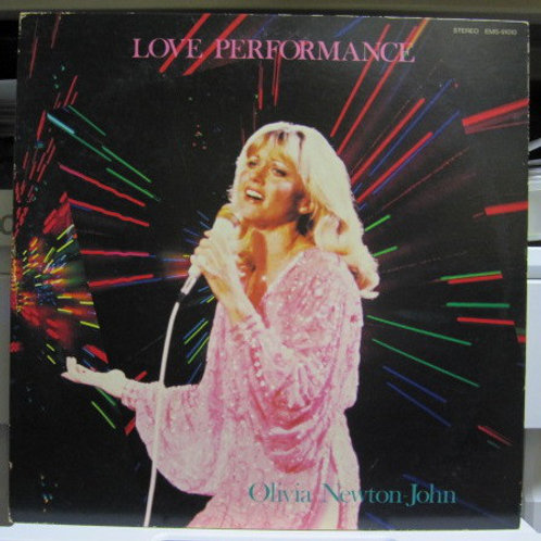 Olivia Newton-John – Love Performance