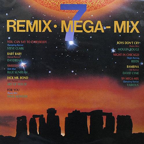 Various – Remix Mega-Mix 7