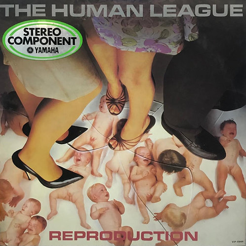 The Human League ‎– Reproduction