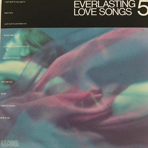 Various – Everlasting Love Songs 5