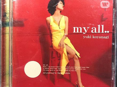 Yuki Koyanagi – my all...