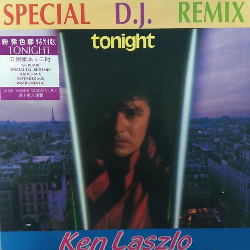 Ken Laszlo – Tonight (Special D.J. Remix)(Purple)