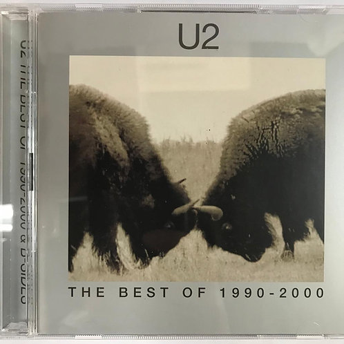 U2 ‎– The Best Of 1990-2000 & B-Sides