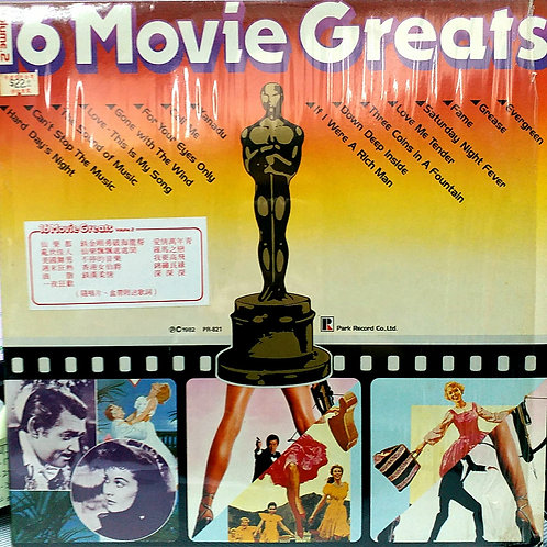 Various -16 Movie Greats Vol.2