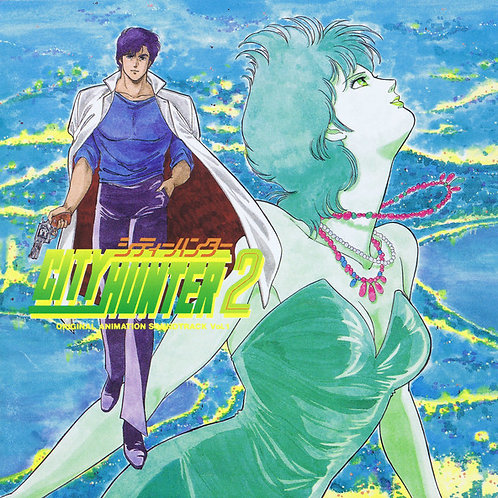 Various – City Hunter Original Animation Soundtrack Vol.1