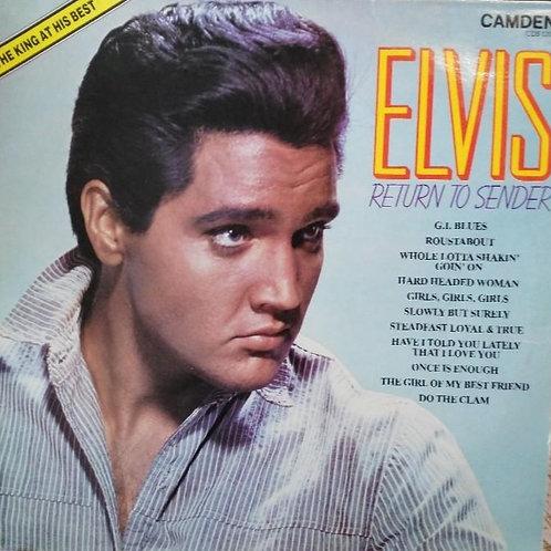 Elvis Presley – Return To Sender
