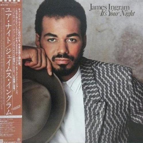 James Ingram – It's Your Night