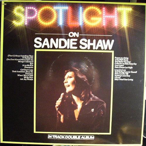 Sandie Shaw – Spotlight On Sandie Shaw(2LP)(MINT)