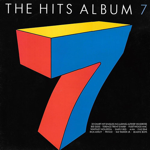 Various ‎– The Hits Album 7