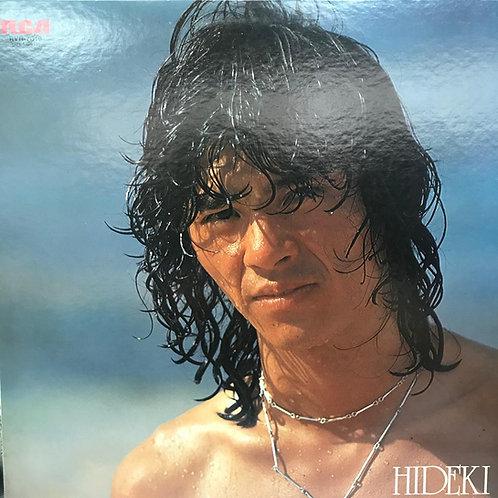 西城秀樹 Hideki – 愛と情熱の青春