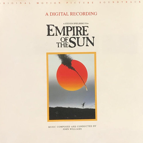 John Williams – Empire Of The Sun (Original Motion Picture Soundtrack)
