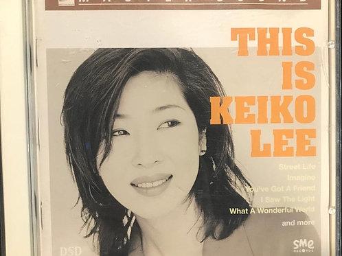 Keiko Lee – This Is Keiko Lee(CD+DSD)