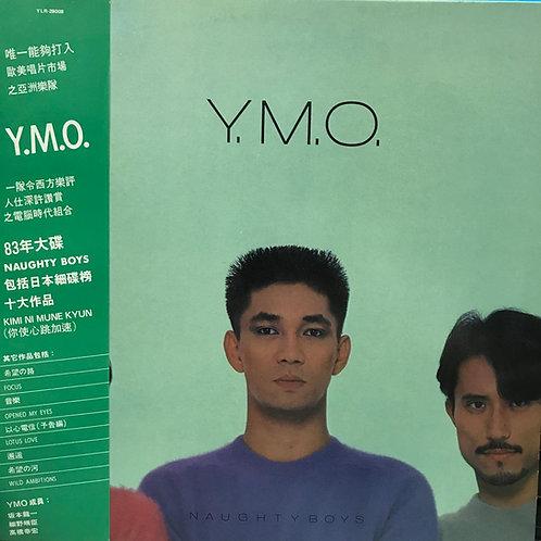 Yellow Magic Orchestra  – Naughty Boys