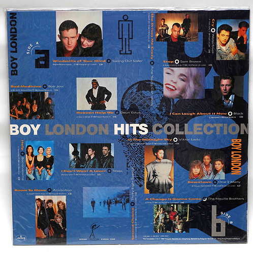 Various ‎– Boy London Hits Collection(MINT)