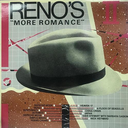 "Various – Reno's II ""More Romance"""
