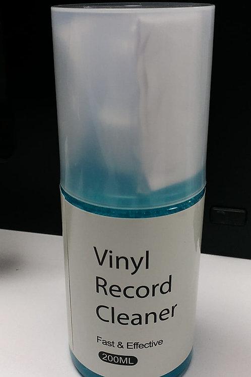 黑膠唱片&CD兩用清潔液