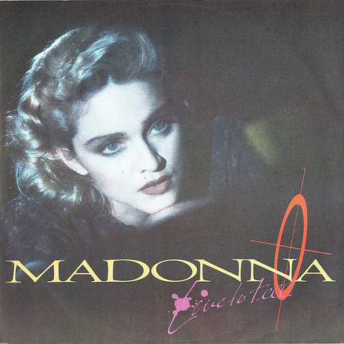 Madonna ‎–Live to Tell(45rpm)