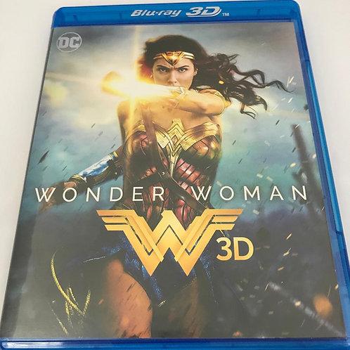 Wonder Woman 神奇女俠 2D + 3D Blu-Ray