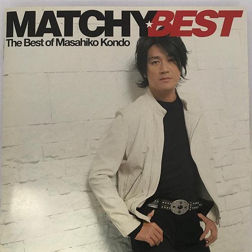 近藤真彦 Matchy Best–The Best of Masahiko Kondo
