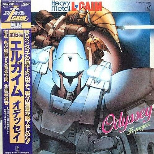 K-Project  – Heavy Metal L-Gaim Odyssey