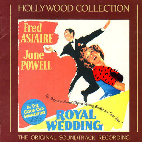 Fred Astaire, Jane Powell – Royal Wedding(MINT)