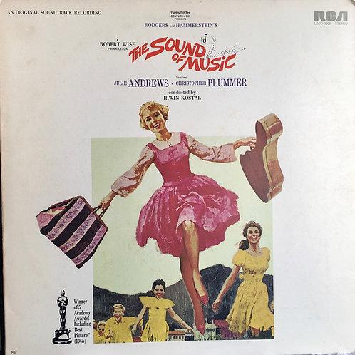The Sound Of Music (An Original Soundtrack Recording)