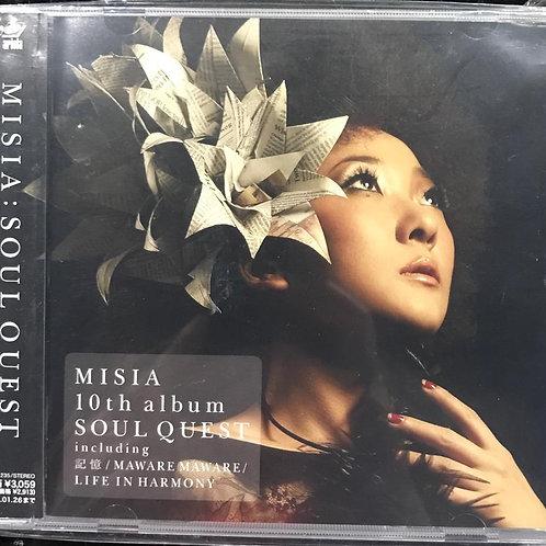 Misia – Soul Quest