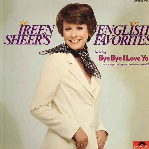 Ireen Sheer – English Favorites(MINT)