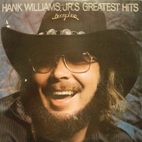 Hank Williams, Jr. ‎– Hank Williams, Jr.'s Greatest Hits