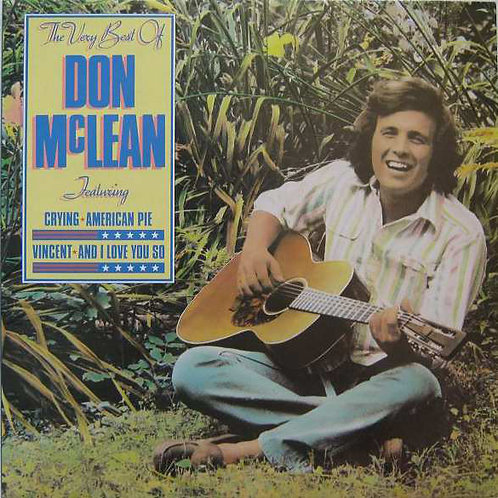Don McLean ‎– The Very Best Of Don McLean